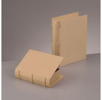 Objekten zum Dekorieren / objects for decorating Box bog, sæt med 2