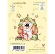 Leane Creatief - Lea'bilities und By Lene Transparent Stempel Eule