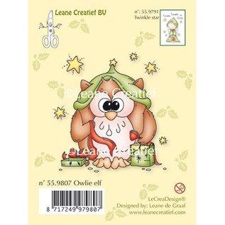 Leane Creatief - Lea'bilities und By Lene Timbri trasparenti gufo