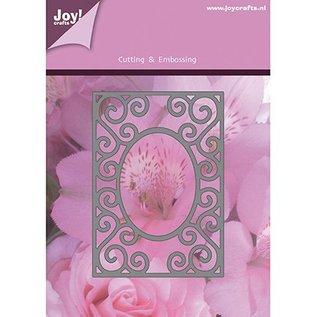 Joy!Crafts / Jeanine´s Art, Hobby Solutions Dies /  Stempelen en embossing stencils, rechthoekig frame