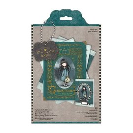 Gorjuss / Santoro Craft Kit: kit de carte de découpage, Simply Gorjuss