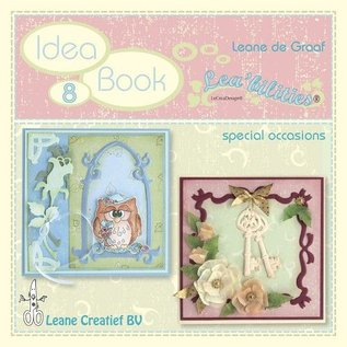 Leane Creatief - Lea'bilities und By Lene Idea Book for various occasions