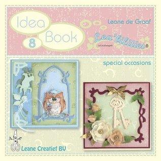 Leane Creatief - Lea'bilities und By Lene Idea Book til forskellige lejligheder