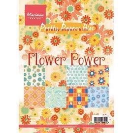 Marianne Design Jolis Papiers - A5 - Flower Power