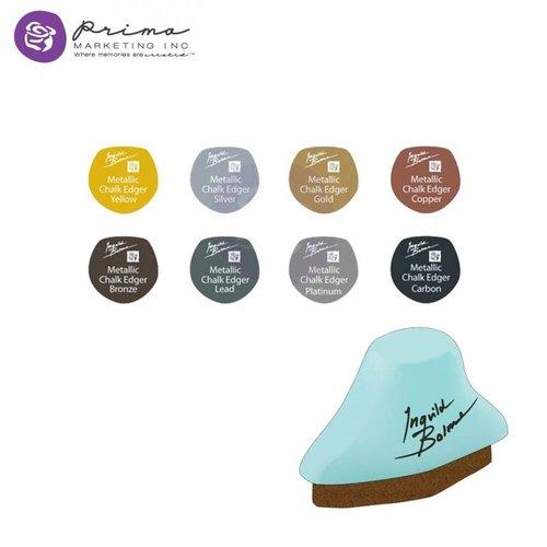 FARBE / STEMPELKISSEN 8 Chalk Edger Metallic ink pad!