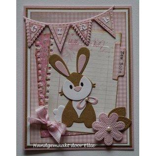 Marianne Design découpage et gaufrage + timbre mini