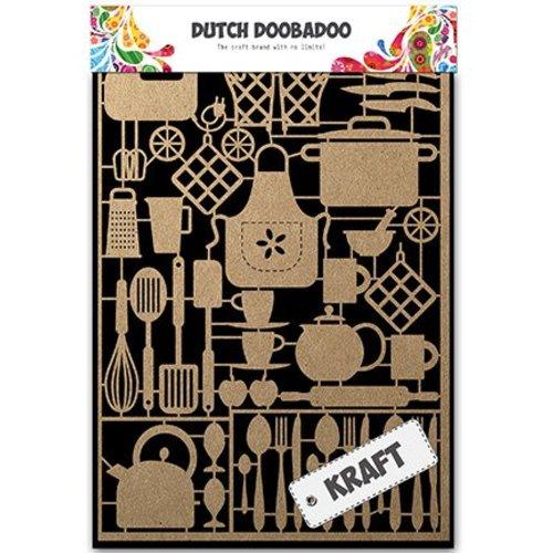Pronty Dutch Kraft - Kraftpapier Kitchenware