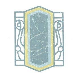 Sizzix Framelits Sæt af 3 Mønstre, Rammer