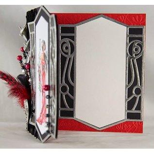 Sizzix Framelits Set di 3 modelli, cornici