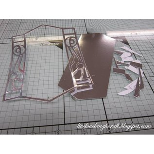 Sizzix Framelits Set van 3 Patterns, Frames