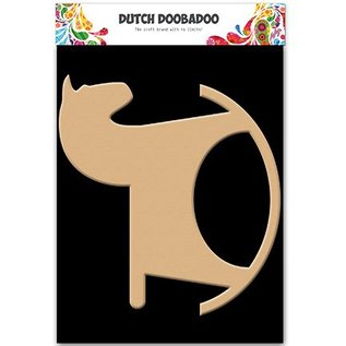 Dutch DooBaDoo Néerlandais DooBaDoo, Cheval à bascule, 206x189mm