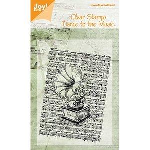 Joy!Crafts / Jeanine´s Art, Hobby Solutions Dies /  Transparent Stempel