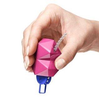 """BASTELZUBEHÖR, WERKZEUG UND AUFBEWAHRUNG NEU: Applikator """"crystal pen"""" Papier und Textil, inkl. 21 Swarovski Strasssteine"""