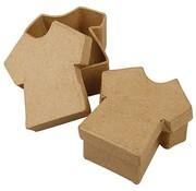 Objekten zum Dekorieren / objects for decorating 1 box, T-shirt, size 8x7 cm