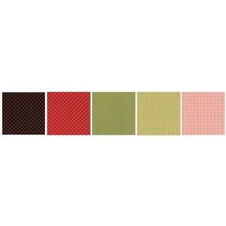 Karten und Scrapbooking Papier, Papier blöcke Premium ColorCore cardstock
