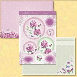 Joy!Crafts / Jeanine´s Art, Hobby Solutions Dies /  Collezione Hunkydory Luxury Carrello - Copy