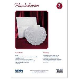 BASTELSETS / CRAFT KITS Craft Kit til 3 Shell-kort