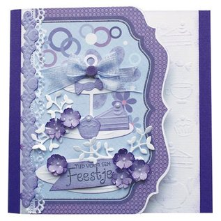 Joy!Crafts / Jeanine´s Art, Hobby Solutions Dies /  Joy Crafts, punching and embossing template