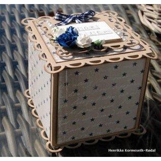 Nellie Snellen Nellie Snellen Multi sjabloon voor het snijden, embossen en borduren