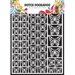 Dutch DooBaDoo Dutch DooBaDoo, Schmetterlinge