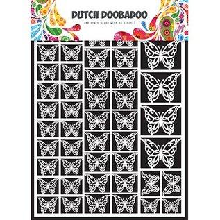 Dutch DooBaDoo Nederlandse DooBaDoo, vlinders