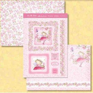 "Luxus Bastelset Karten-Gestaltung ""Fairy Blossom"", (Limited)"