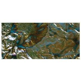BASTELZUBEHÖR, WERKZEUG UND AUFBEWAHRUNG Metallo Deco, 14x14 cm, scheda-bag. 5 fogli, m.blau