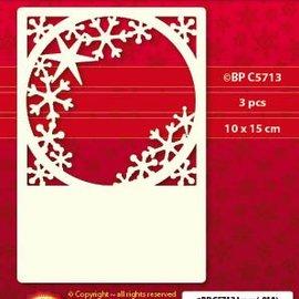 KARTEN und Zubehör / Cards Tarjetas de Lujo Pad 1Ajuste con 3 tarjetas, 10 x 15 cm