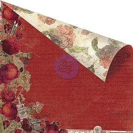 """Designer Papier Scrapbooking: 30,5 x 30,5 cm Papier Papier imprimé double face concepteur, """"Red Romance"""""""