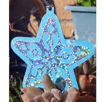 Marianne Design Punching - and embossing stencil, Star