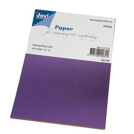 Karten und Scrapbooking Papier, Papier blöcke Box specchio, 10 fogli