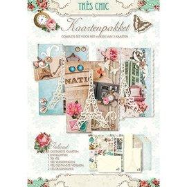 "Bücher, Zeitschriften und CD / Magazines ""Trés chic"" Kit Création de cartes de Craft"