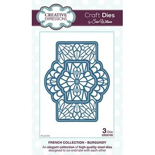 Stempel / Stamp: Transparent This Craft - Multi punching and embossing template
