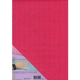Karten und Scrapbooking Papier, Papier blöcke Cuir artificiel pour la perforation