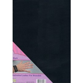 Karten und Scrapbooking Papier, Papier blöcke Imiteret læder til stansning