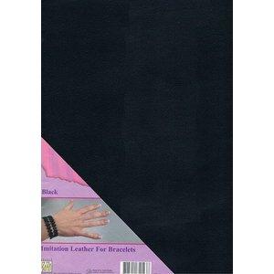 Karten und Scrapbooking Papier, Papier blöcke Imitation leather for punching