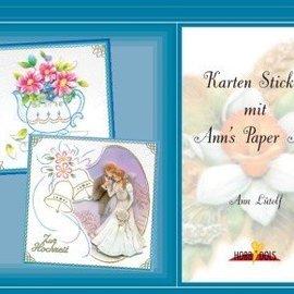 Bücher, Zeitschriften und CD / Magazines Réservez avec stitchdesigns