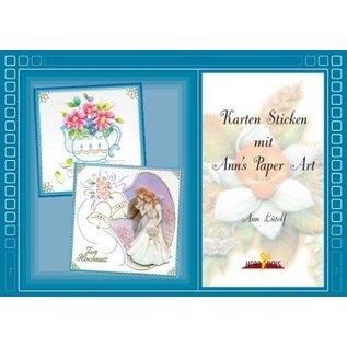 Bücher, Zeitschriften und CD / Magazines Book with stitchdesigns
