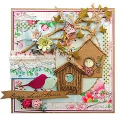 Marianne Design, Coleccion: Aves