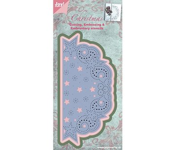 Joy!Crafts / Jeanine´s Art, Hobby Solutions Dies /  Cutting and embossing template Multi template for embroidery!
