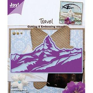 Joy!Crafts / Jeanine´s Art, Hobby Solutions Dies /  Joy Crafts, stempelen en Embossing Stencil