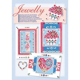 STICKER / AUTOCOLLANT Craft Kit for designing bright beautiful cards