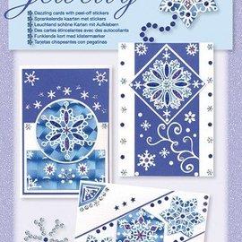 Sticker Kit Craft per la progettazione di brillanti carte belle