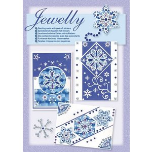 Sticker Craft Kit for designing bright beautiful cards