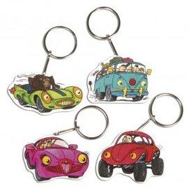 Kinder Bastelsets / Kids Craft Kits Shrink film ambientati Crazy Cars