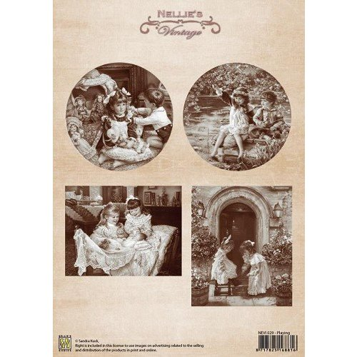 Nellie Snellen Vintage beelden