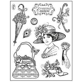 VIVA DEKOR (MY PAPERWORLD) Klare frimerker
