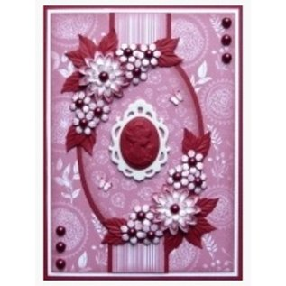 Nellie Snellen Embossing and cutting mat, Cameo stencils