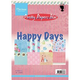 Karten und Scrapbooking Papier, Papier blöcke bloc de designer, A5 - Copie
