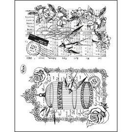 VIVA DEKOR (MY PAPERWORLD) Transparent stamp